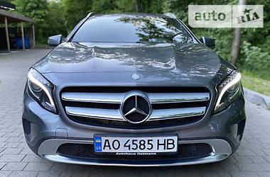 Внедорожник / Кроссовер Mercedes-Benz GLA 220 2014 в Ужгороде
