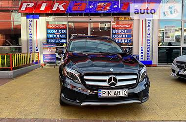 Mercedes-Benz GLA 250 2014 в Львове