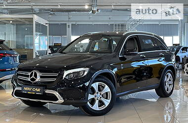 Mercedes-Benz GLC 220 2015 в Киеве
