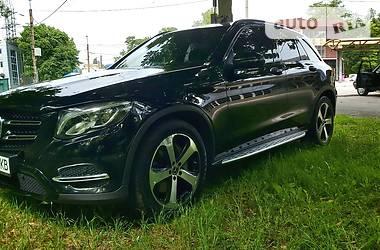 Внедорожник / Кроссовер Mercedes-Benz GLC 220 2017 в Днепре
