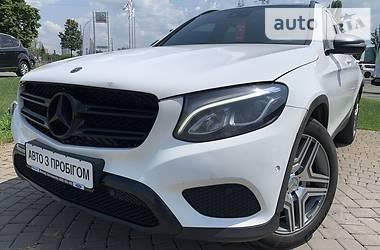 Внедорожник / Кроссовер Mercedes-Benz GLC 220 2017 в Киеве