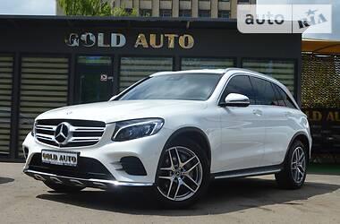 Внедорожник / Кроссовер Mercedes-Benz GLC 220 2016 в Одессе