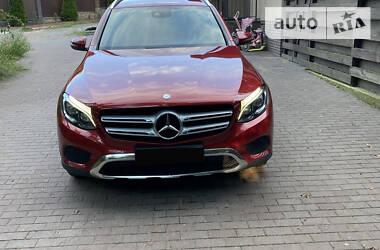Универсал Mercedes-Benz GLC 220 2015 в Киеве