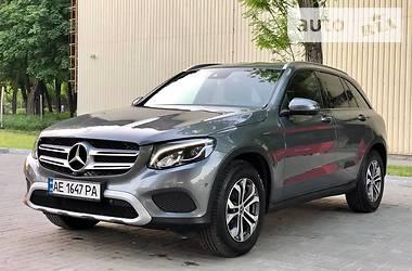 Внедорожник / Кроссовер Mercedes-Benz GLC 250 2018 в Днепре