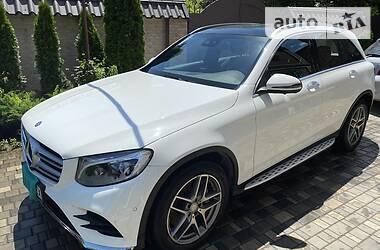 Внедорожник / Кроссовер Mercedes-Benz GLC 250 2016 в Одессе
