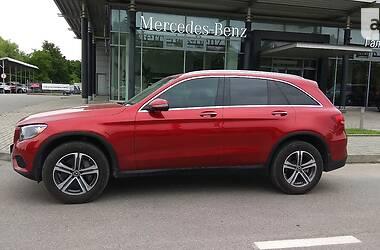 Позашляховик / Кросовер Mercedes-Benz GLC 300 2019 в Львові