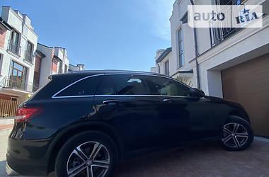 Позашляховик / Кросовер Mercedes-Benz GLC 300 2016 в Львові