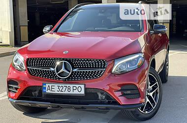 Позашляховик / Кросовер Mercedes-Benz GLC 300 2017 в Києві