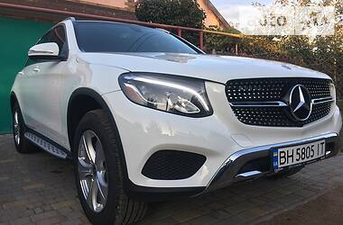 Mercedes-Benz GLC 2017 в Одессе