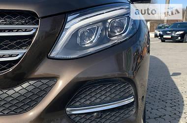 Mercedes-Benz GLE 250 2015 в Черновцах
