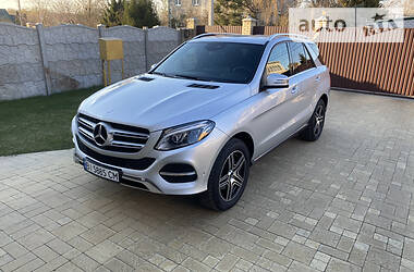 Mercedes-Benz GLE 250 2016 в Кременчуге