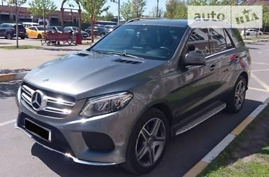 Внедорожник / Кроссовер Mercedes-Benz GLE 250 2017 в Буче