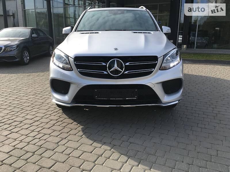 Mercedes-Benz GLE 350 2018 в Львове