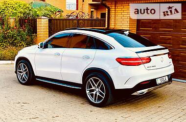 Mercedes-Benz GLE 350 2017 в Одессе