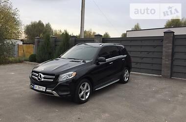 Mercedes-Benz GLE 350 2016 в Харькове