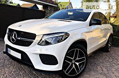Mercedes-Benz GLE 400 2016 в Днепре