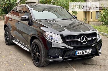 Внедорожник / Кроссовер Mercedes-Benz GLE 400 2015 в Киеве