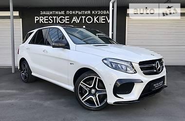 Внедорожник / Кроссовер Mercedes-Benz GLE 43 AMG 2016 в Киеве