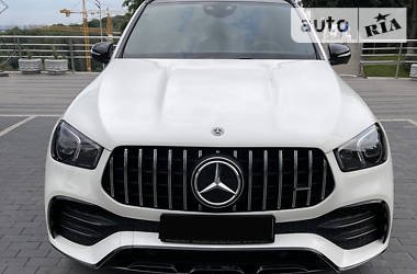Внедорожник / Кроссовер Mercedes-Benz GLE 53 AMG 2019 в Киеве