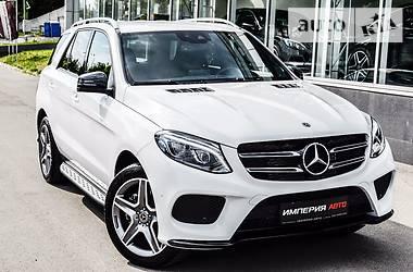 Mercedes-Benz GLE-Class 2017 в Киеве