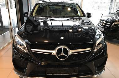 Mercedes-Benz GLE Coupe 2018 в Львове