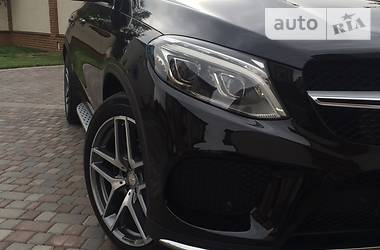 Mercedes-Benz GLE Coupe 2017 в Кропивницком