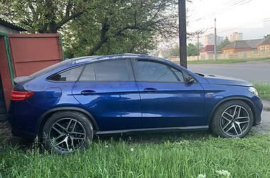 Mercedes-Benz GLE Coupe 2017 в Харькове