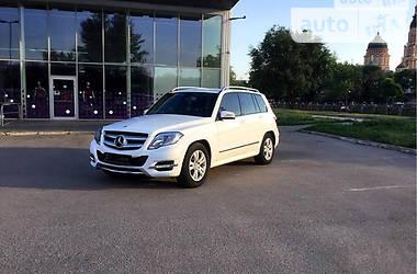 Mercedes-Benz GLK 220 2013 в Харькове