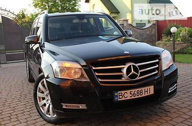 Mercedes-Benz GLK 220 2010 в Дрогобыче