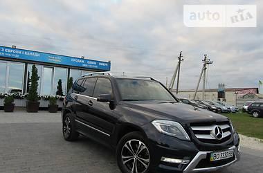 Mercedes-Benz GLK 250 2015 в Тернополе