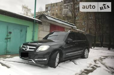 Mercedes-Benz GLK 250 2012 в Харкові