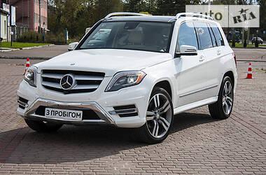 Mercedes-Benz GLK 250 2014 в Києві