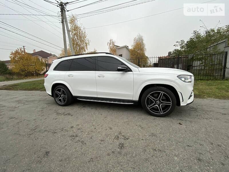Mercedes-Benz GLS 350 2019 в Києві