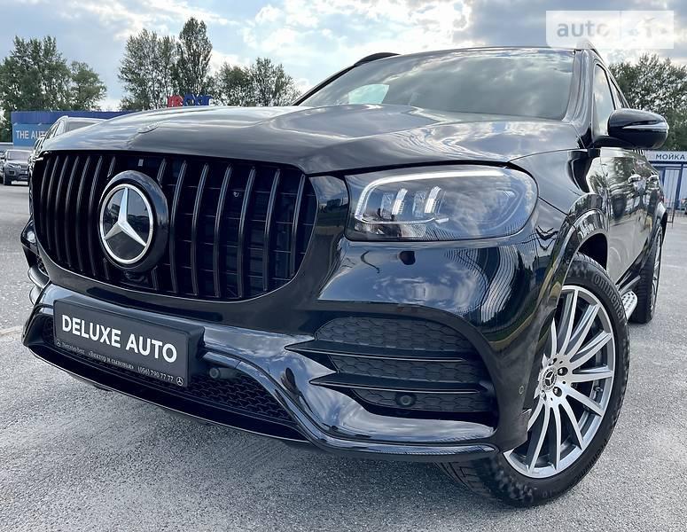 Внедорожник / Кроссовер Mercedes-Benz GLS 350 2020 в Киеве