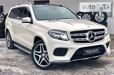 Mercedes-Benz GLS 400 2017 в Киеве