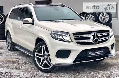 Mercedes-Benz GLS 400 2017 в Киеве