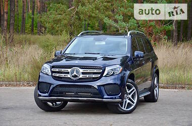 Mercedes-Benz GLS 450 2018 в Киеве