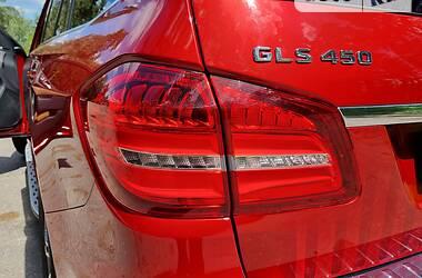 Внедорожник / Кроссовер Mercedes-Benz GLS 450 2018 в Черкассах