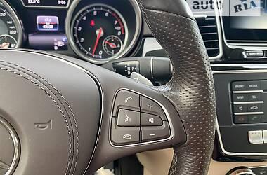 Позашляховик / Кросовер Mercedes-Benz GLS 450 2018 в Одесі
