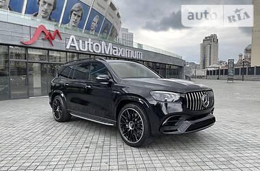 Внедорожник / Кроссовер Mercedes-Benz GLS 63 2021 в Киеве