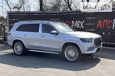 Внедорожник / Кроссовер Mercedes-Benz GLS 2021 в Киеве