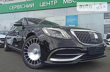 Седан Mercedes-Benz Maybach S 560 2019 в Киеве