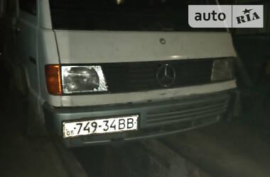 Mercedes-Benz MB пасс. 1995 в Бориславе