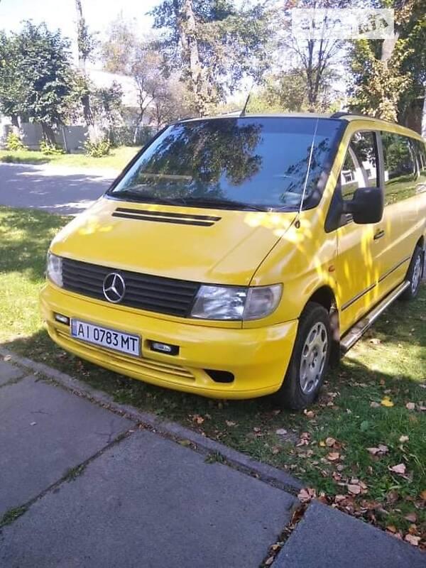 Mercedes-Benz MB пасс. vito 110td
