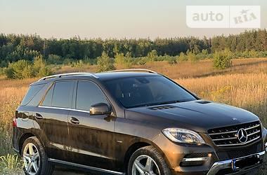 Mercedes-Benz ML 250 2012 в Киеве