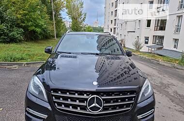 Позашляховик / Кросовер Mercedes-Benz ML 250 2013 в Харкові