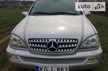 Mercedes-Benz ML 270 2004 в Ирпене