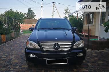 Mercedes-Benz ML 270 2004 в Кропивницком
