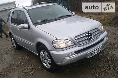 Mercedes-Benz ML 270 2005 в Богородчанах