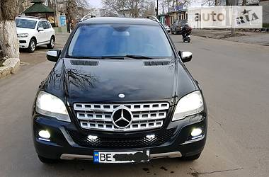 Mercedes-Benz ML 320 2009 в Николаеве